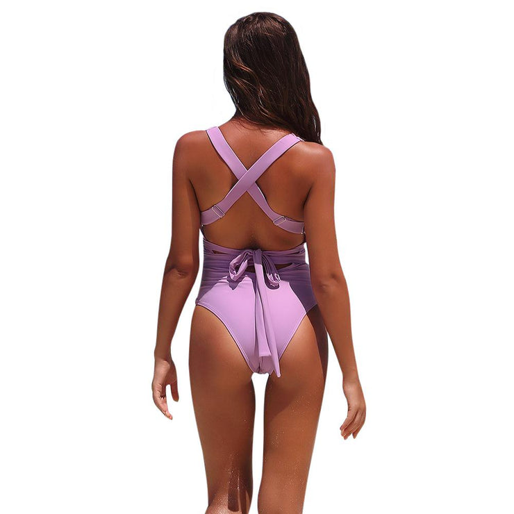 Narragansett Cross Back One Piece One Piece Trekeffect