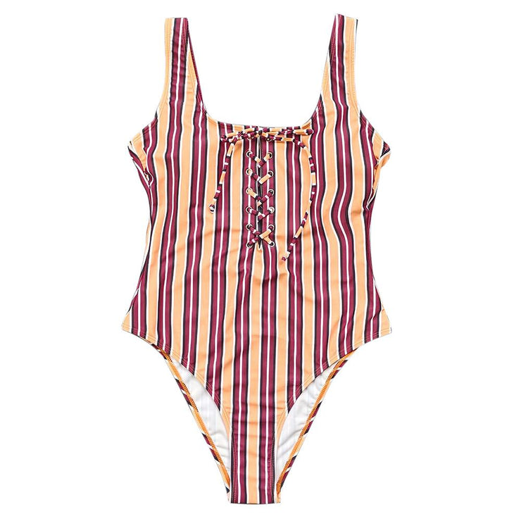 Manzanita Plaid One Piece