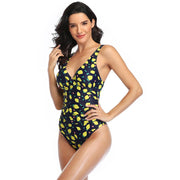 Provincetown Ruched One Piece Trekeffect
