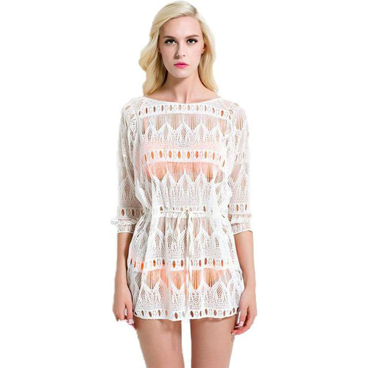 Siargao Tunic Cover Up Cover-ups Trekeffect