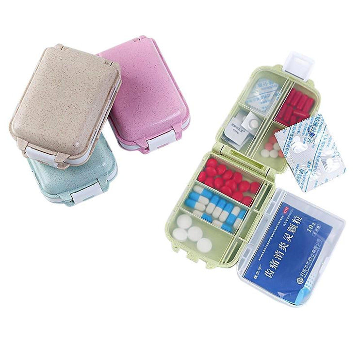 Medicine Organizer Travel accessories Trekeffect