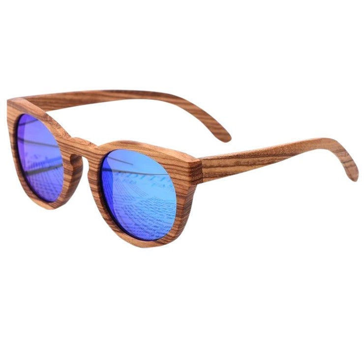 Bamboo Polarized Sunglasses Sunglasses Trekeffect