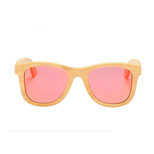 Beam Polarized Wooden Sunglasses Sunglasses Trekeffect