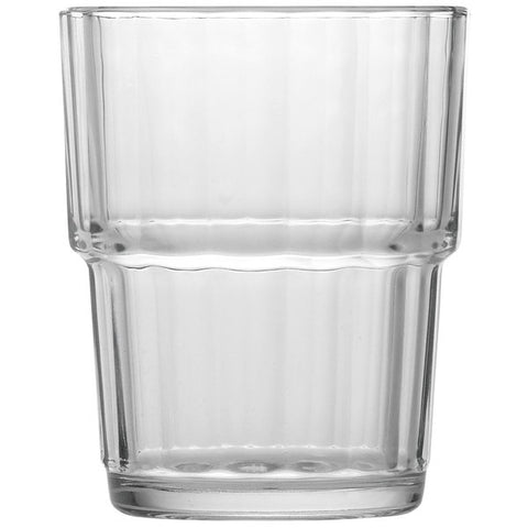 Arcoroc 60024 Norvege 6.5 oz. Old Fashioned Stackable Rocks Glasses - 72/Case
