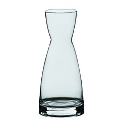 Folio 4900E010 Rona 5-3/8 Oz Glass Carafe - 24 / Case