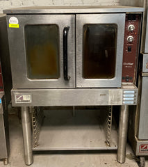 Southbend SLEB/10SC SilverStar Bakery Depth Single Full Size Electric Convection Oven - 11kW, 208v/3ph