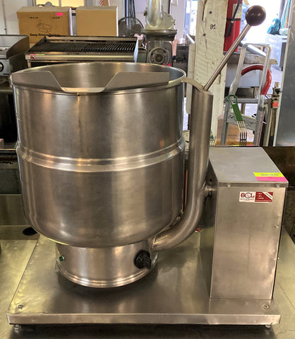 Groen TDB/7-40 40qt. Steam Jacketed Kettle