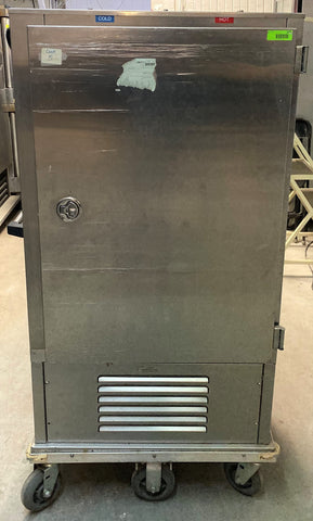 Stainless Steel Pass-Through Insulated Holding Cabinet