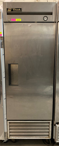 "True T-23 27"" One Section Reach In Refrigerator 115v"