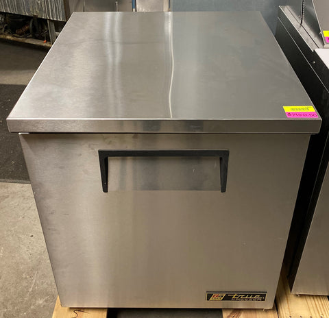 True TUC-27F-LP 6.5 cu ft Undercounter Freezer, 115v