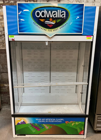 "Coldstream 48"" Open Air Merchandiser - 220v, 1 Phase"