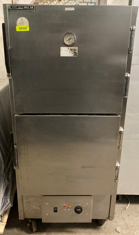EPCO ISU10HECDD Insulated Mobile Heated Cabinet