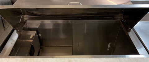 "Coolman CRI-48BM 48"" Sandwich Prep Unit 48"""