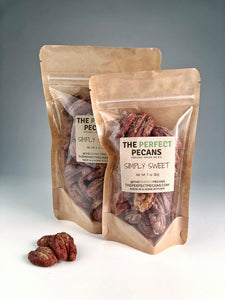 Simply Sweet Perfect Pecans