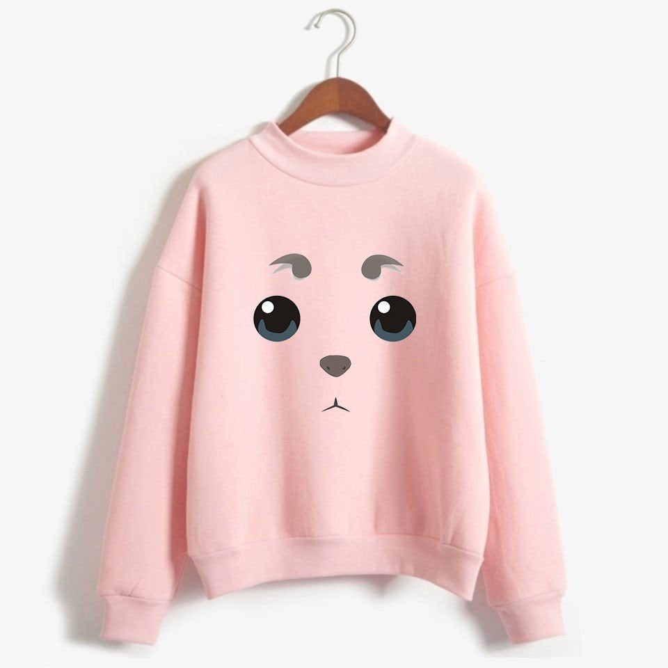 Kawaii Print SweatShirts