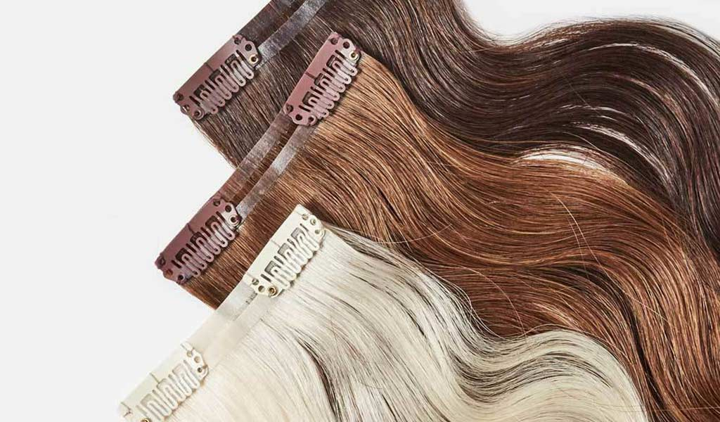 Beginner S Guide To Hair Extensions For 2020 With Pros And Cons Of Each Type Mhot Hair