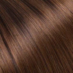 Balayage Dark Brown Tape In Remy Hair Extensions