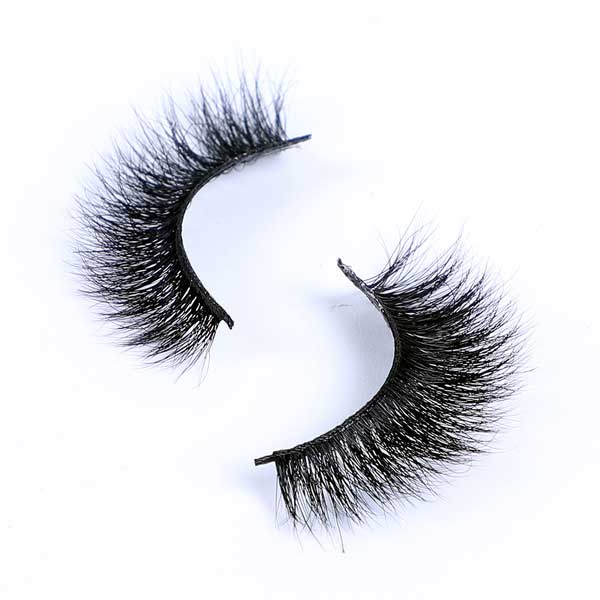 Hand-made 3D Mink Fur False Eyelashes