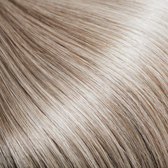 Platinum Blonde Highlights Clip In Remy Hair Extensions