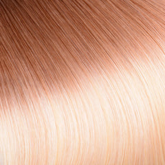 Ombre Light Golden Brown/Beach Blonde Tape In Remy Hair Extensions