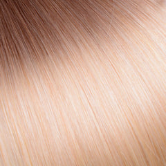 Ombre Dirty Blonde/Beach Blonde Clip In Remy Hair Extensions