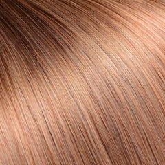 Ombre Chestnut Brown/Dirty Blonde Tape In Remy Hair Extensions