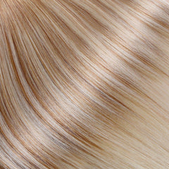 Ombre Ash Brown/Pale Golden Blonde Tape In Remy Hair Extensions