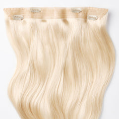 Light Blonde Halo Hair Extensions