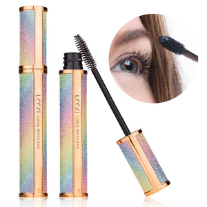 4D Silk Fiber Lash Mascara Hypoallergenic All-day Formula Waterproof LEEZI