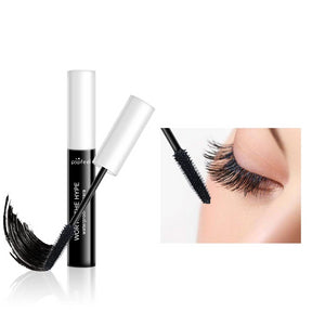 3D Silk Fiber Mascara 2pcs Lengthening  Extension Black Eyelash Natural