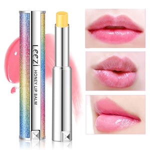 Honey Change Color Lip Balm Moisturizing Lip Gloss