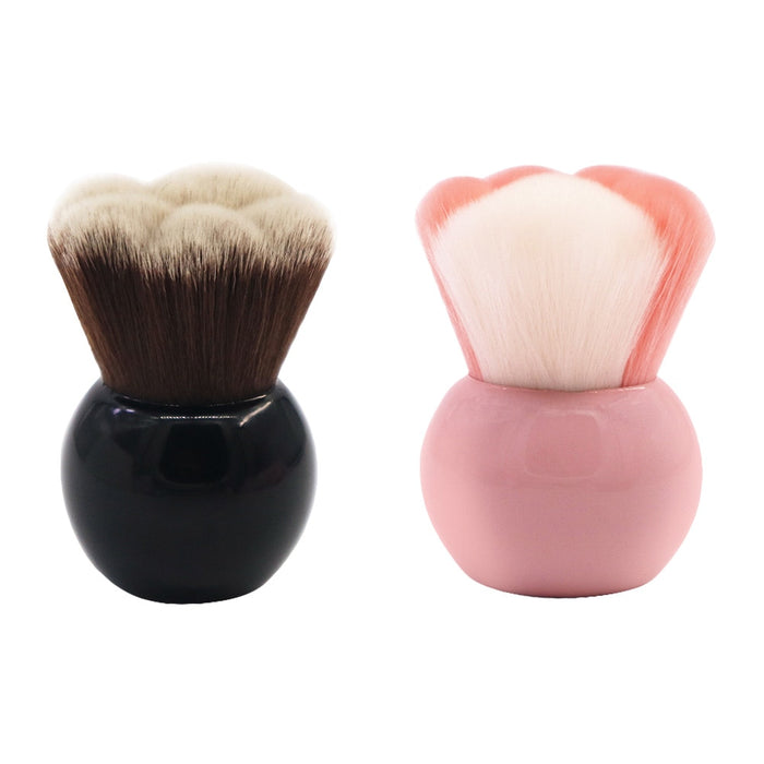 Cat Paw Makeup Brush Set 2PCS  Professional Cosmetic Brushes