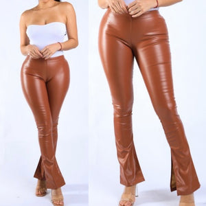 "The ""Perfect Fit"" Faux Leather Bottoms"