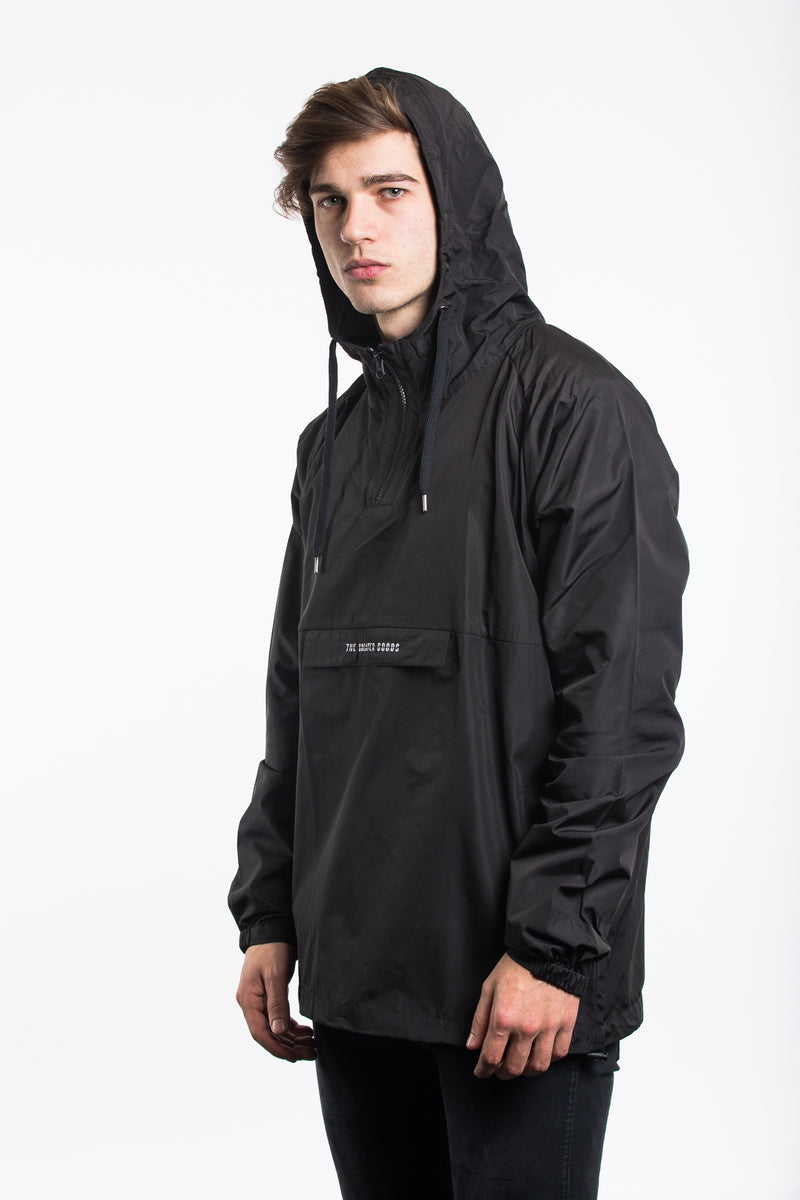 GG Windbreaker - Black