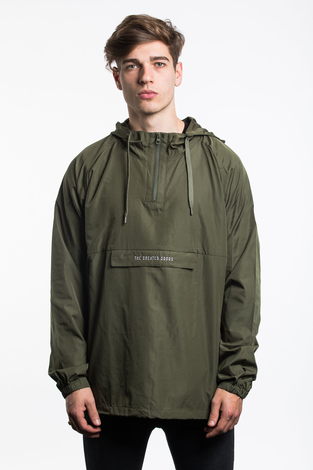 GG Windbreaker - Army Green