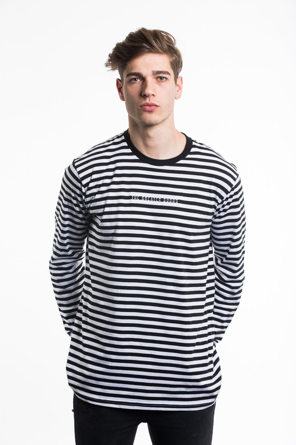 Long Sleeve Stripey Tee