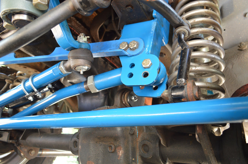 XJ Offset Track Bar Bracket