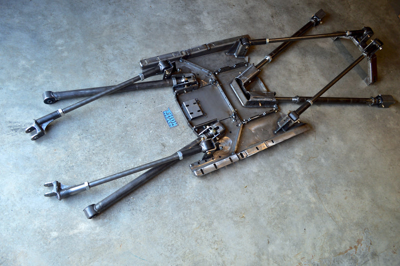 XJ Front & Rear 4 Link System