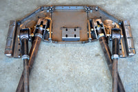 XJ Front 4 Link System