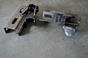 WJ Rear 4 Link Brackets