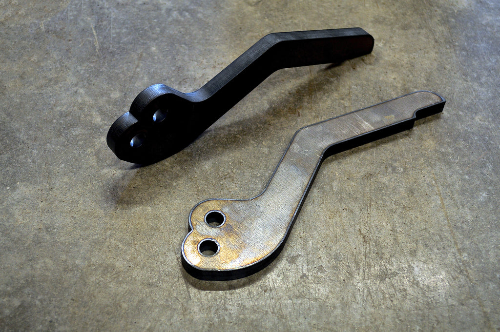 Axle Sway Bar Mounts