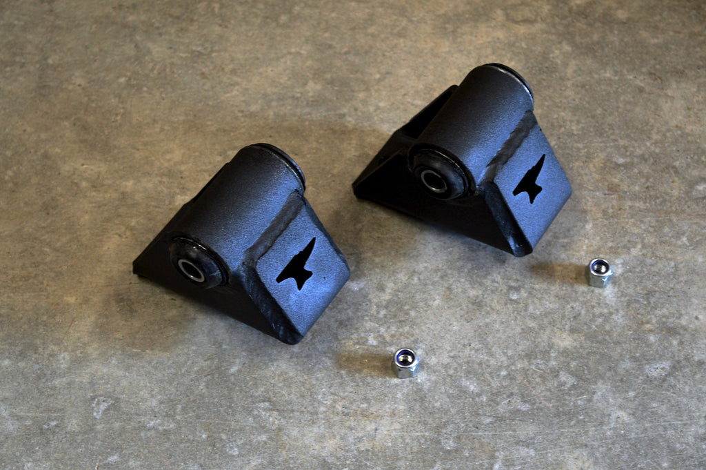 4.0 Motor Mounts (XJ, MJ, TJ, LJ, YJ)