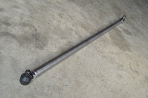 Solid Steel Tie Rod