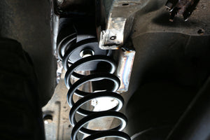 XJ Rear Coil Conversion Brackets