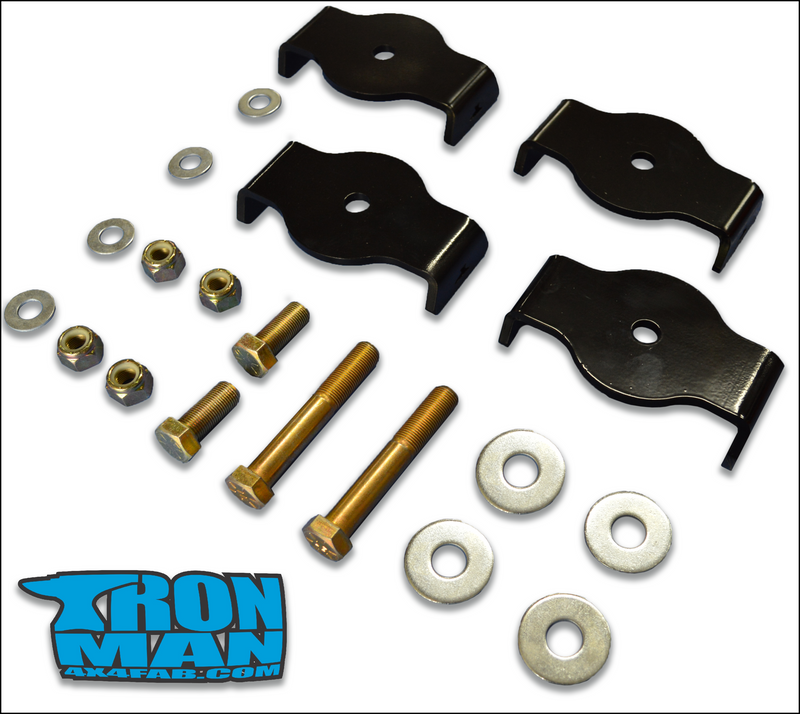 WJ Coil Spring Retainer Kit