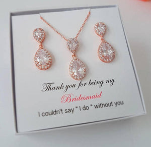 Custom Bridesmaid Set