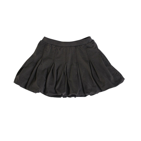 Bubble Bubble Skirt - Charcoal - Mimobee