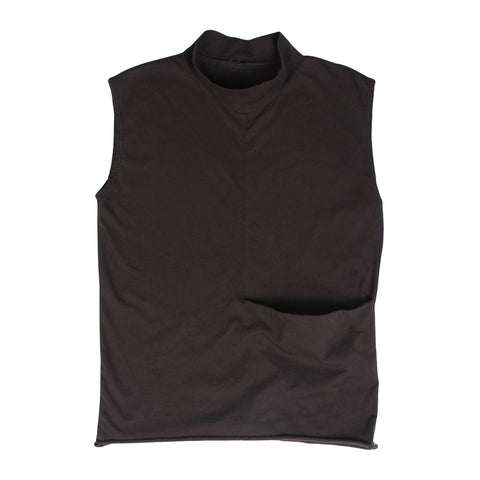 Stuffit Muscle Tee - Charcoal - Mimobee