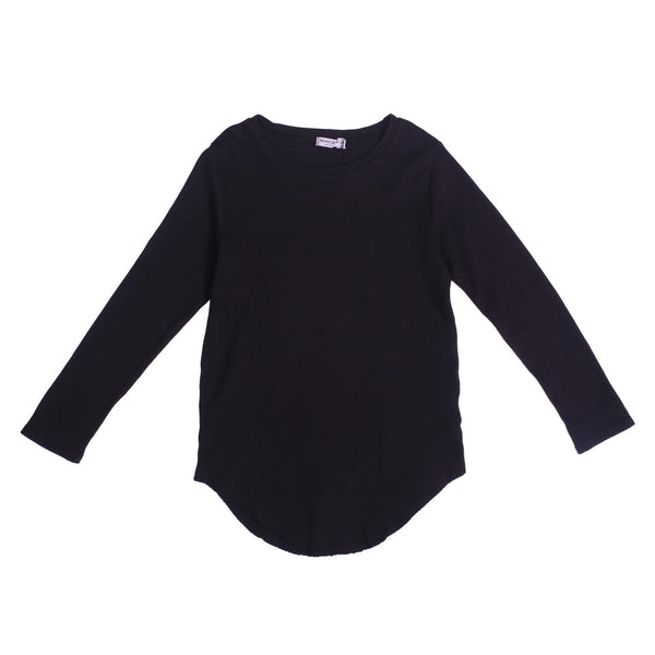 Chillers LS Thermal Tee - Black