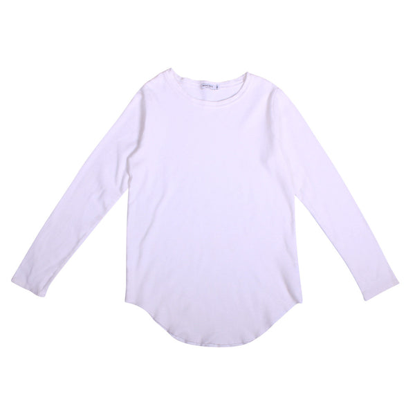 Chillers LS Thermal Tee - White